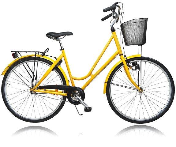 Damcykel i klassisk modell - OCCANO W CITY U316 CLASSIC S13. Se alla cyklar - http://www.stadium.se/sport/cykel/cyklar
