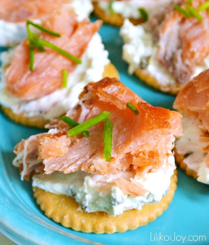 Top 25+ Best Smoked Salmon Canapes Ideas On Pinterest