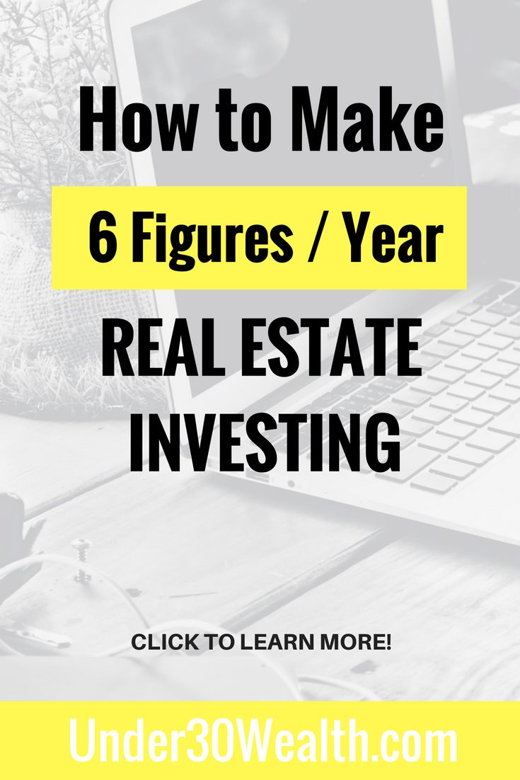 Learn how I've made over 6 figures investing in real estate at age 22
