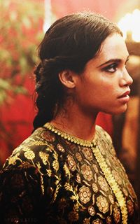 "fassophy: "" Rosario Dawson as Roxana (Alexander) """