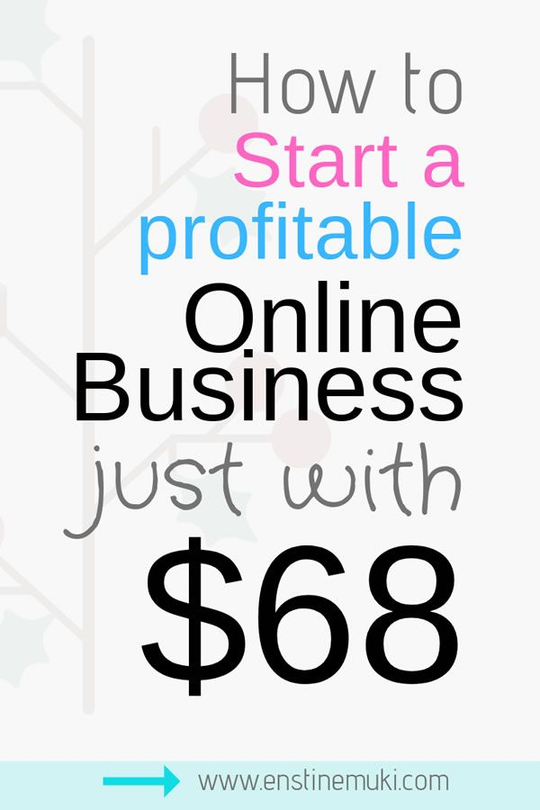 How To Start A Small Business Online With 68 And No Skills Best Business To Start Small Business Online Successful Home Business