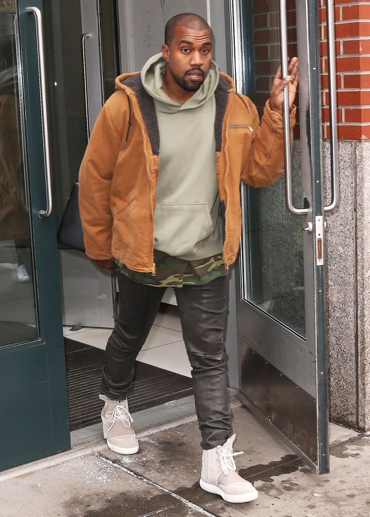 All of Kanye West's Best and Wildest Outfits in 2019 ...