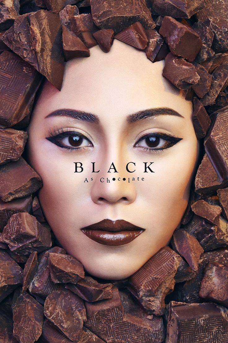 Black As Chocolate 2013 ADV Campaign