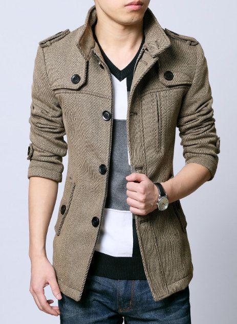 Top 25  best Mens casual jackets ideas on Pinterest | Men's style ...
