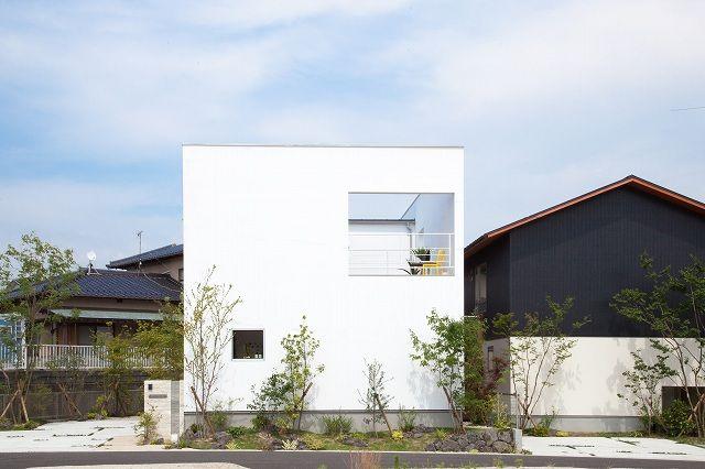 ガイドウの丘モデルハウス | ソラマド写真集
