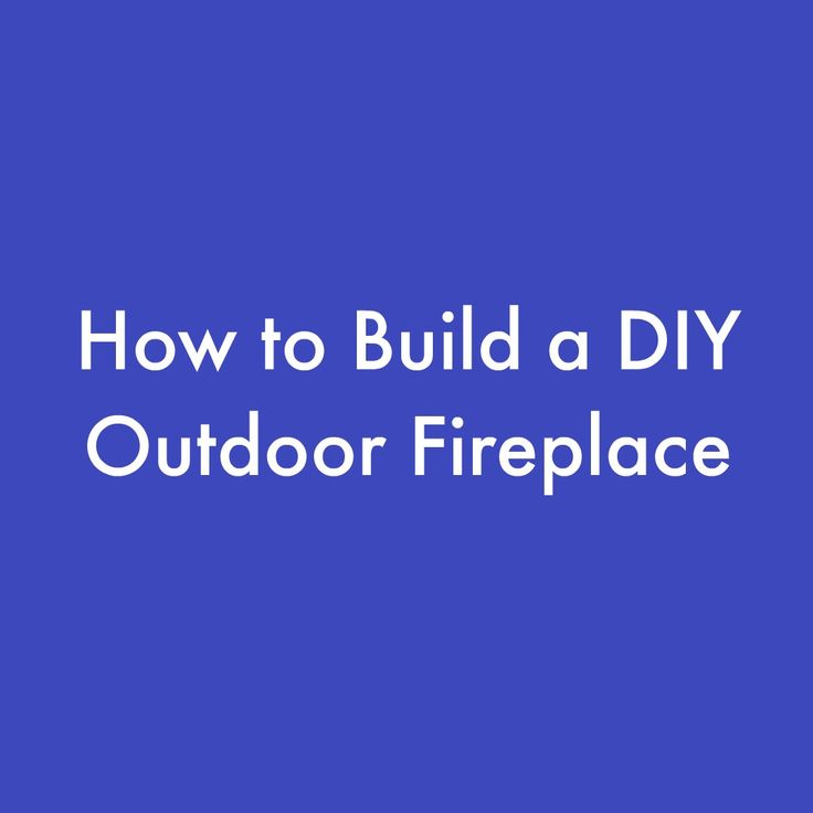 Interested in building your own DIY outdoor fireplace?  You can do it. #outdoorfireplace #outdoor #outdoorliving #diy #hearthstone  #outdoorlandscape #landscape #backyard #fireplaceplans #construction #mason #outdoorcooking #backyardideas #outdoorkitchen #backyardflare