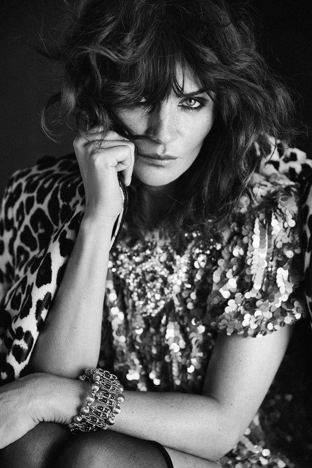 Хелена Кристенсен в Vogue Portugal (Интернет-журнал ETODAY)