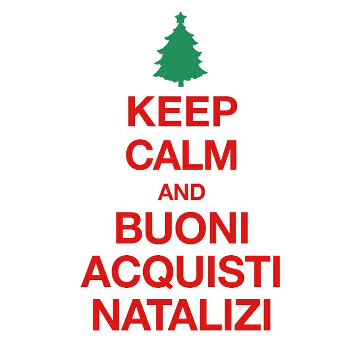 Keep Calm, Acquisti Natalizi, Albero, Dicembre, Natale