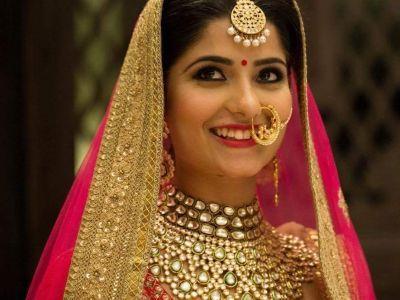 Top 10 wedding makeup artist in Delhi