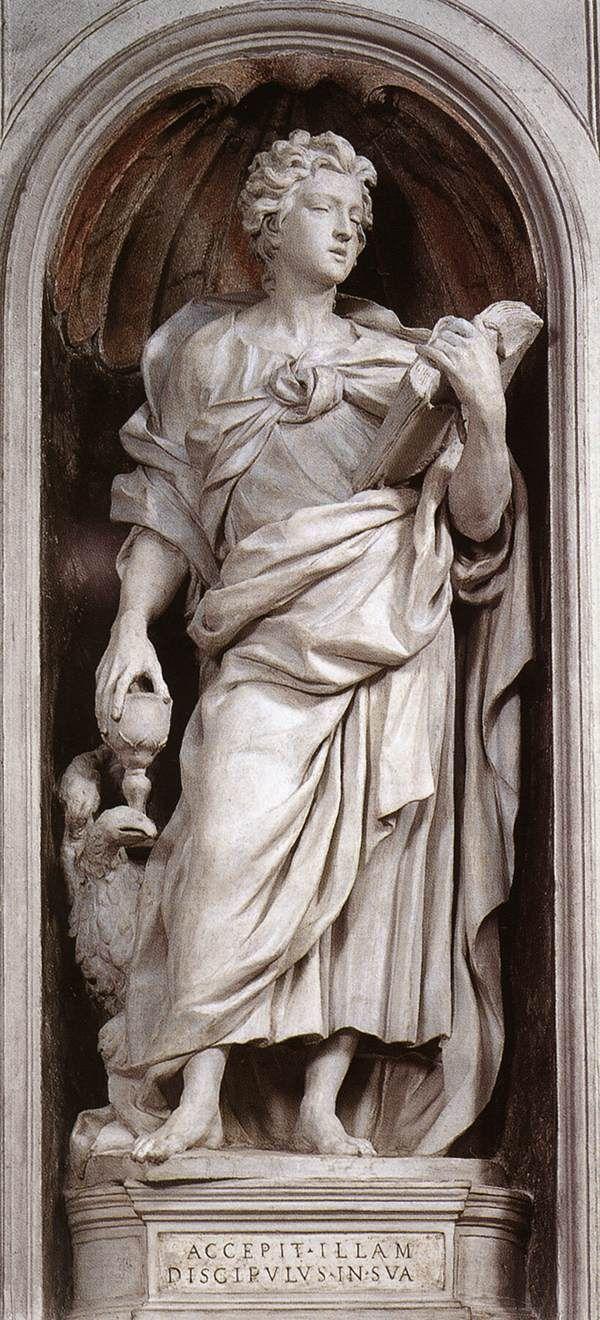 Saint John the Evangelist 1629