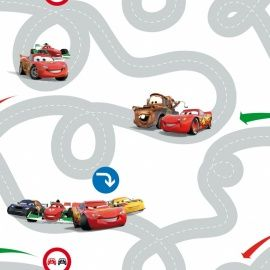 Cars behang