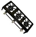 Camping Stoves 181386: 3 Burner Cast Iron Stove Gas Cooker Camping Lp Propane -> BUY IT NOW ONLY: $44.95 on eBay!