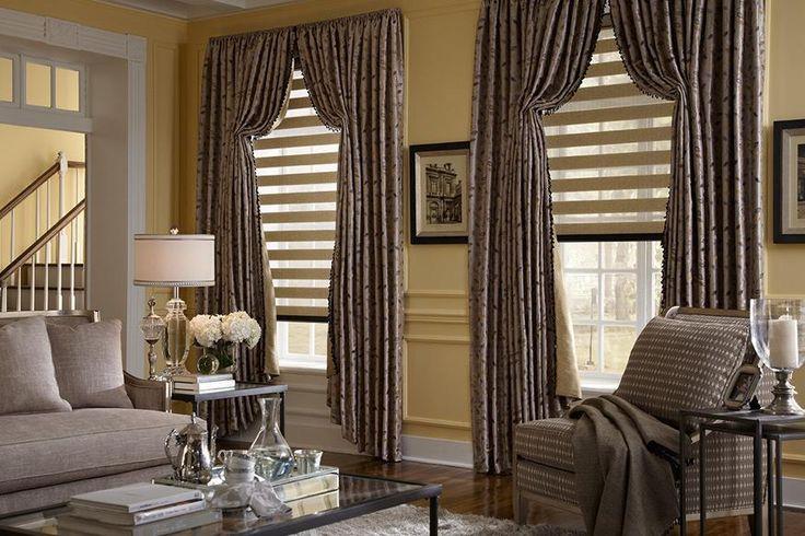 Traditional Window Treatments | Lafayette Interior Fashions ...