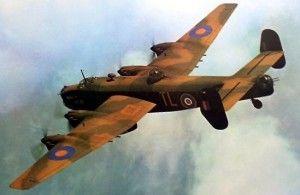 BlitzoCast 005 – Aviones de leyenda – Handley Page Halifax | World War II Social Place