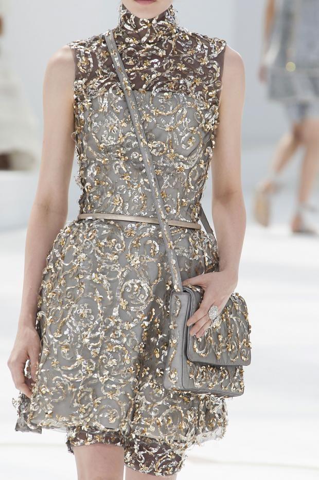 Défilé Chanel Automne-hiver 2014-2015 Haute couture