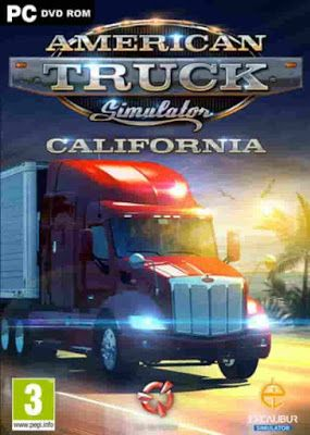 American Truck Simulator 2017 Game Free Download Full Version
