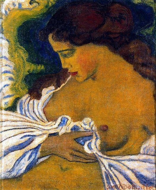 Aristide Maillol, 1898 Aristide Joseph Bonaventure Maillol (French: [mɑjɔl]; December 8, 1861 – September 27, 1944) was a French Catalan sculptor, painter, and printmaker. He was very influenced by Guiguin.