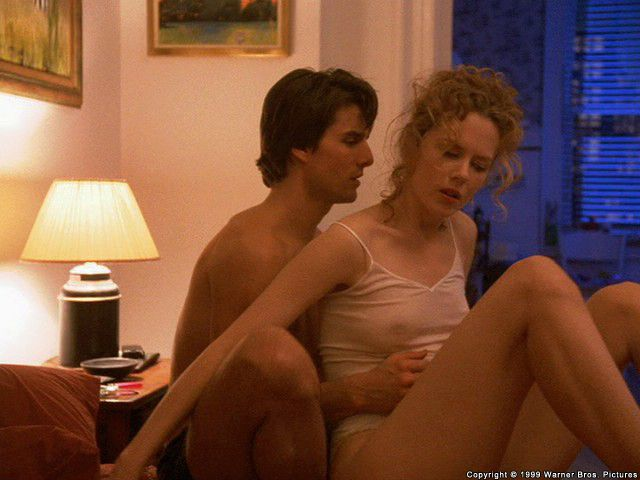 """an analysis of kubricks film eyes wide shut Originally published as """"eyes wide shut"""" in film quarterly, vol  reprinted in  depth of field: stanley kubrick, film, and the uses of history, edited by  this  implication is borne out by a close examination of the harfords' characters alice  is."""