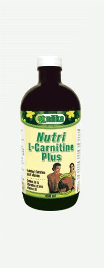 Naka Nutri L-Carnatine Plus. Try Nutri L-Carnitine Plus today for weight management and improved physical performanceNutri L-Carnitine Plus will become an essential supplement for helping you burn fat and improve performance. Since fat is an excellent source of energy, supplementing with Nutri L-Carnitine Plus will help you use stored fat as fuel, so you can enhance physical performance.