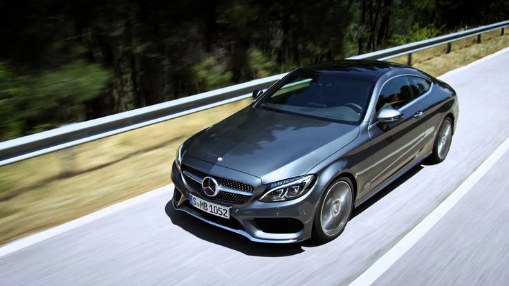 Introducing the 2017 Mercedes-Benz C-Class Coupe