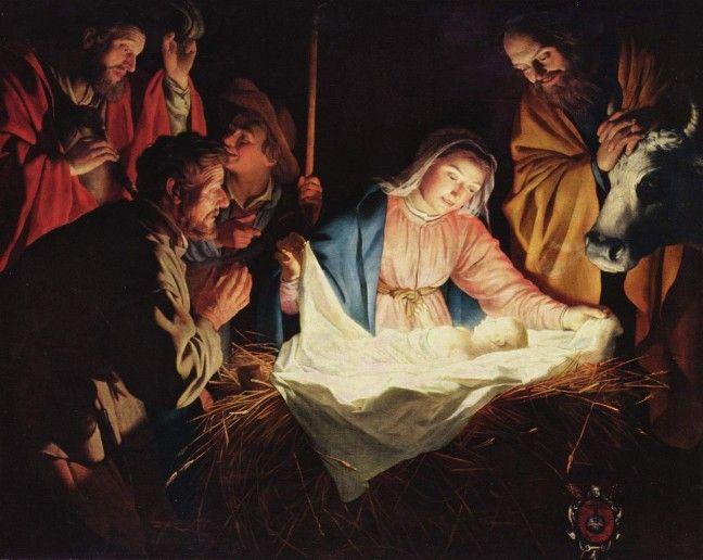 Nativity Scene coming to the Gold Dome | zpolitics | politics in a ...
