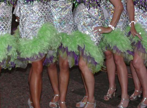 Samba girls