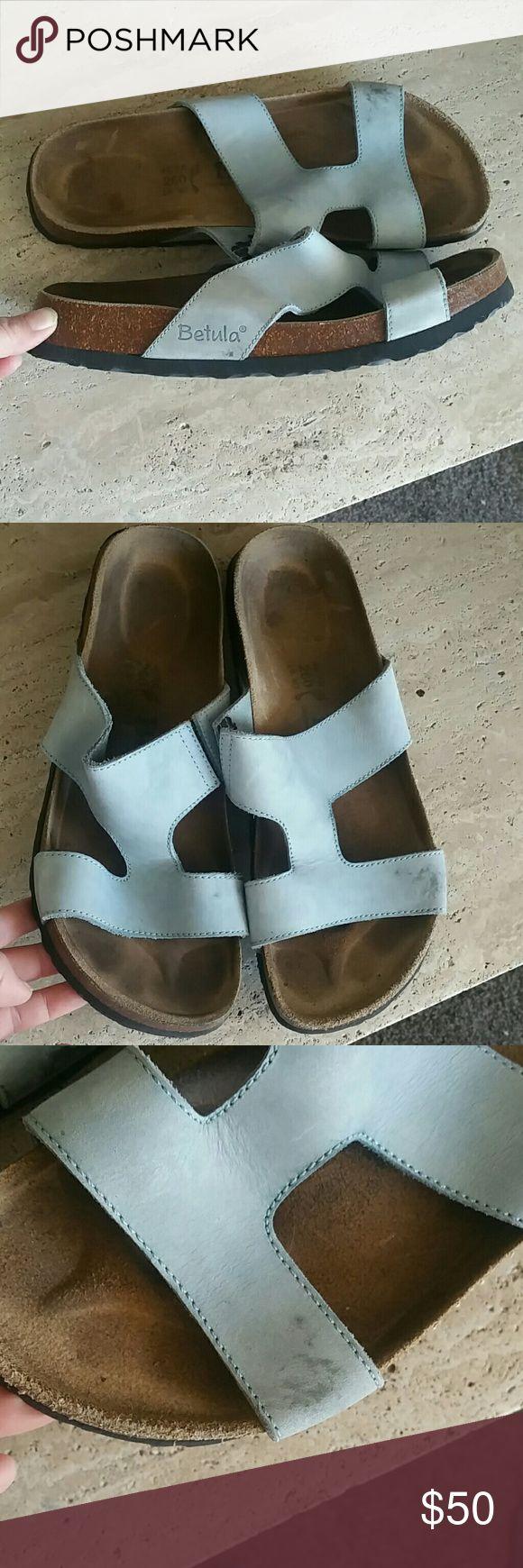Betula sandals Great condition Birkenstock Shoes Sandals
