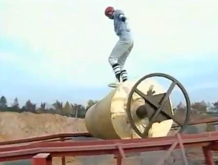 * #Takeshi castle fails * Takeshi castle accidents  http://sushimanleninja.com/takeshi-castle-accidents/