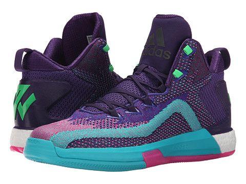 buy popular 4d828 d1bd3 ... purple  adidas john wall red green ...