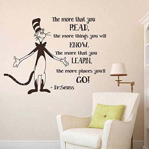 Dr Seuss Quotes Love Quotes On Canvas Original Painting 11x14: Best 25+ Vinyl Lettering Ideas On Pinterest