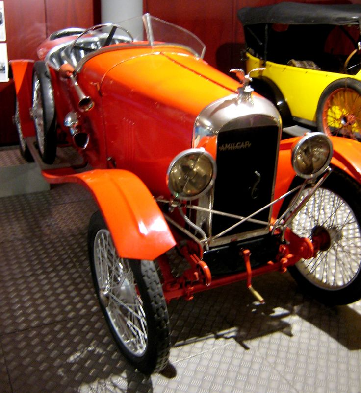 Museo de autos de Salamanca