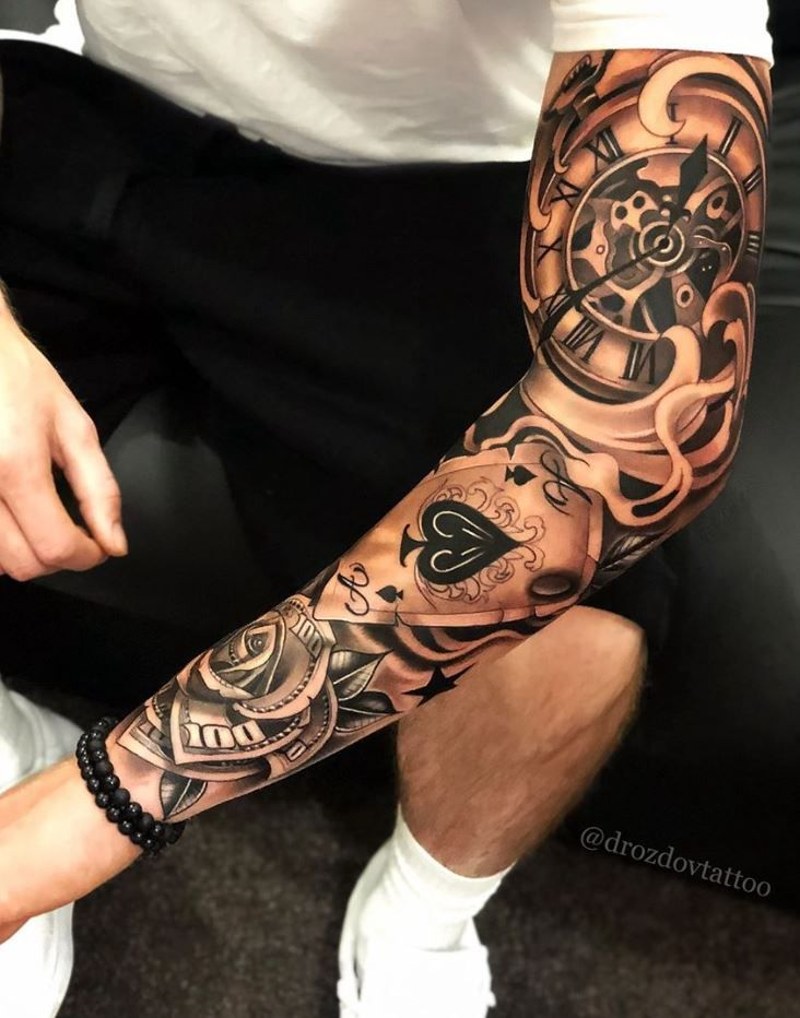 The Best Sleeve Tattoos Of All Time Thetatt In 2020 Sleeve Tattoos Tattoo Sleeve Designs Tattoo Sleeve Men