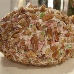 Cream Cheese and Chopped Dried Beef Ball Recipe on Yummly