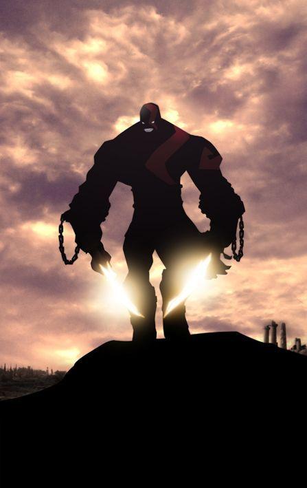 Cratos - God of War - Corey Smith