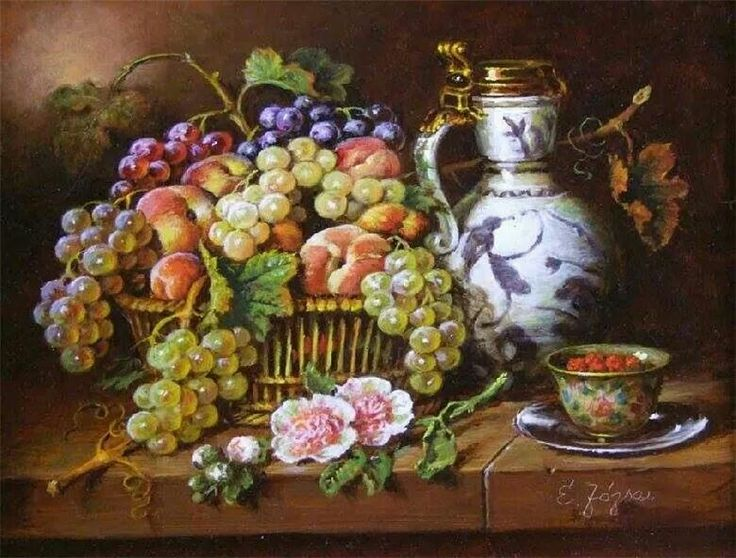Painting: Elia Jozsa