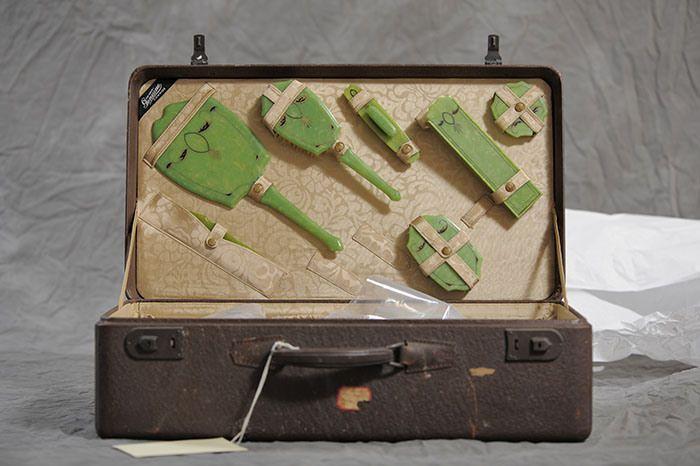 Asylum Suitcase