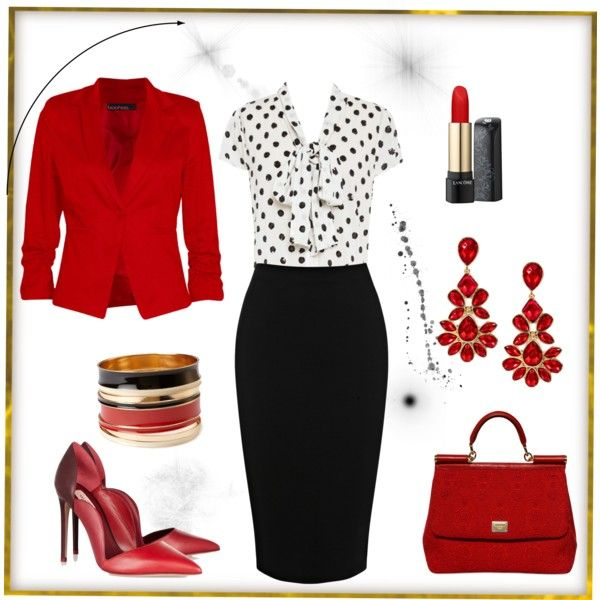 """Business attire"" by galloway-angie on Polyvore"