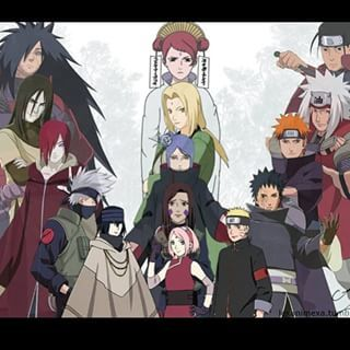 madara and hashirama and mito - photo #15