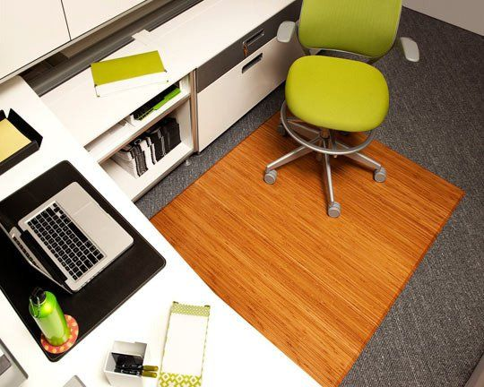 3 Modern Office Chair Mats that Don't Suck (Completely)
