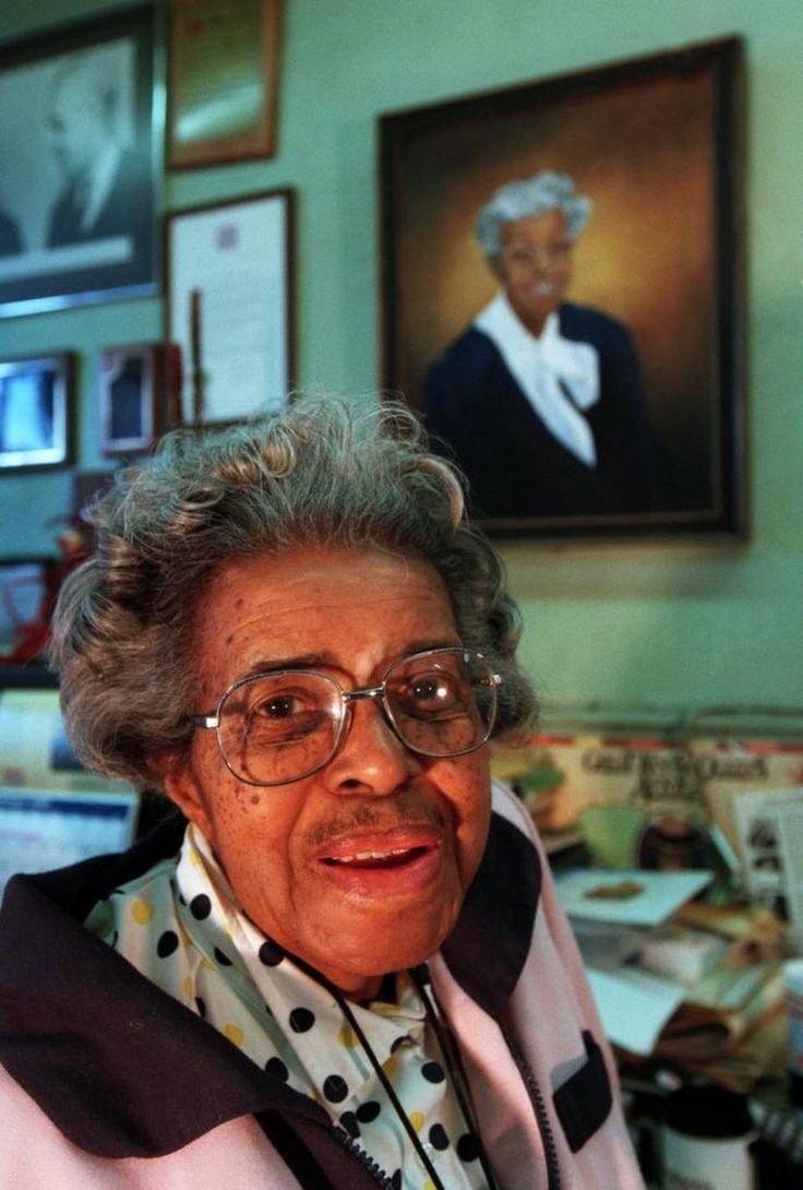As a reporter and then longtime editor and publisher of The Call, Lucile Bluford became the dominant voice of Kansas City's African-American community.