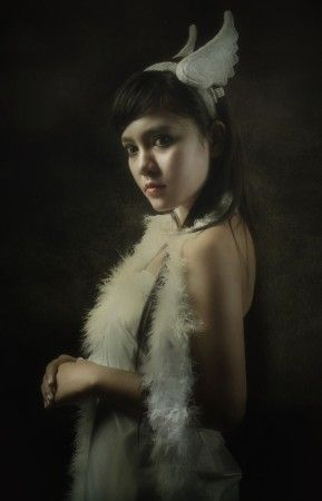 mimi's angel by ryanholy