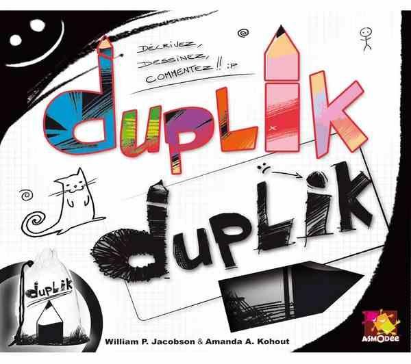 Des jeux pour le FLE : Duplik