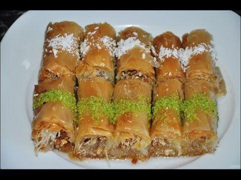 Kadayıflı Fındıklı Sarma Tatlısı | Leyla ile Yemek Saati