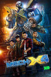 Mech-X4 (2016) Poster