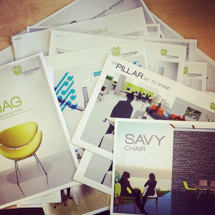Our graphic designer has been sprucing up our furniture brochures, we've got plenty of ideas for your collaborative office!