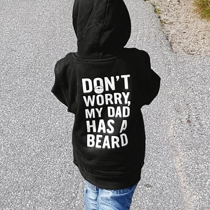 Don´t Worry, My Dad Has a Beard