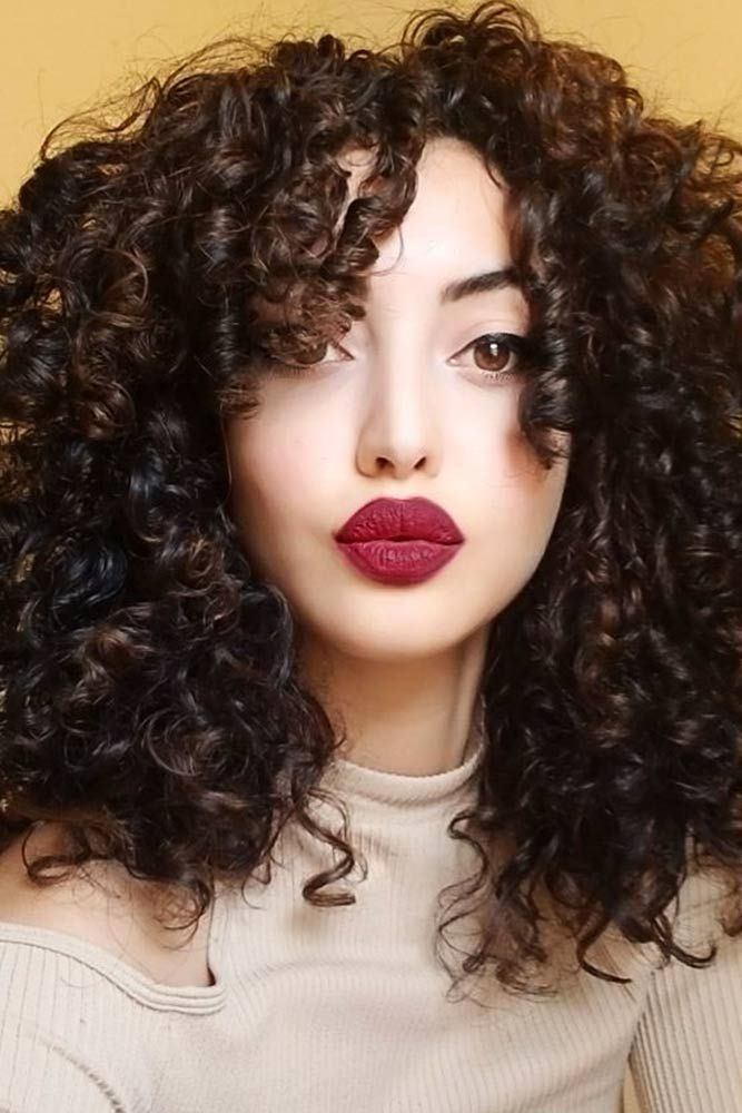 20 Spiral Perm Ideas To Pull Off The Timeless Trend Lovehairstyles Com Spiral Perm Permed Hairstyles Medium Length Hair Styles