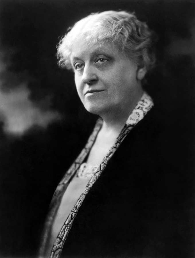 """Carrie Chapman Catt 