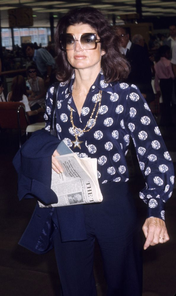 PHOTOS: 12 Style Lessons From Jackie Kennedy