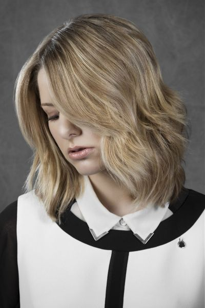 Felicitas | 50 účesov pre polodlhé vlasy – jar/leto 2016